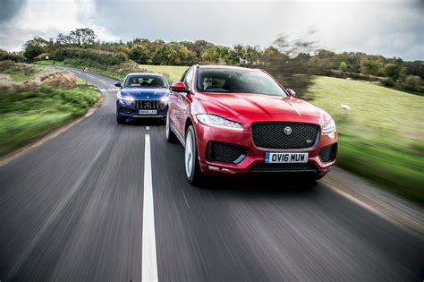 maserati levante  jaguar  pace  bmw   review