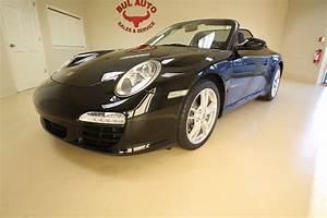 2010 Porsche 911 Carrera Cabriolet Rare 6 Speed Manual