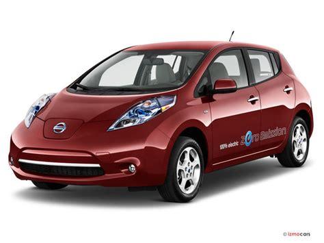 Nissan Leaf Dimensions by 2012 Nissan Leaf Configurations Trims U S News