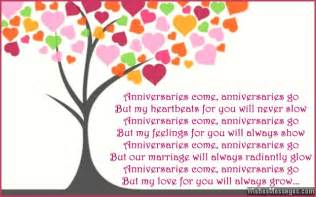 anniversary poems for happy 1st anniversary poems for wishesmessages