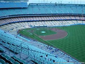 Dodger Stadium Seat Map