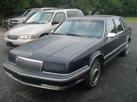 92 Chrysler New Yorker by 1992 Chrysler New Yorker Fifth Avenue 4dr Sedan In