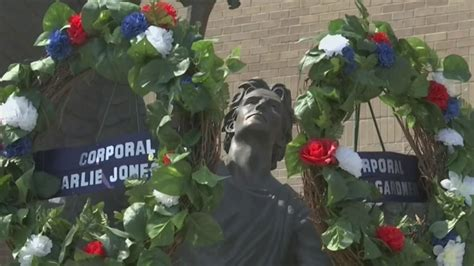 OPD holds wreath-laying ceremony for two fallen officers ...