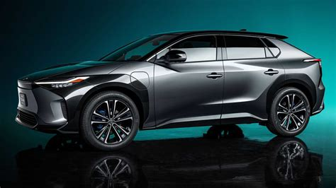 2021 Auto Shanghai: First Live Look At The Toyota bZ4X Concept