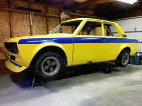 Datsun Race Car For Sale by 1972 Datsun 510 B Sedan Race Car Project For Sale Photos