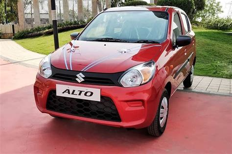 New 2019 Maruti Alto - Here's what's new! Exteriors ...