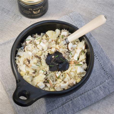 cuisiner la truffe idées à cuisiner plantin le goût de la truffe depuis 1930