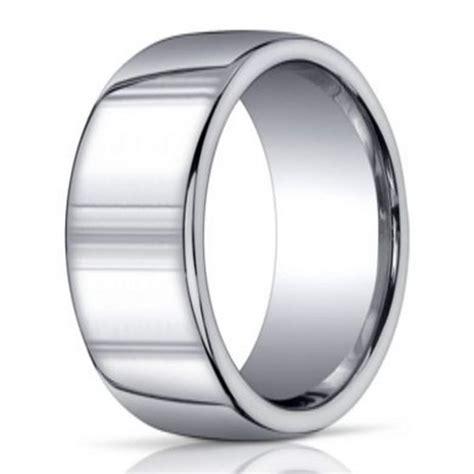 10mm designer argentium silver domed s ring