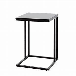 Beistelltisch Schwarz Holz : beistelltisch ariva holz metall home24 ~ Orissabook.com Haus und Dekorationen