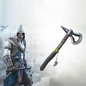 Assassins Creed III Connor's Tomahawk Replica Cosplay ...