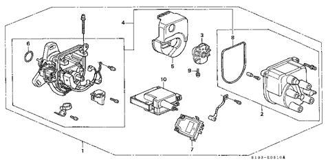 brand  gen  crv ignition control module