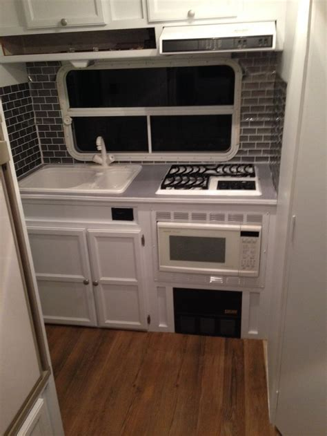 122 best images about RV/ 5th Wheel Toy Hauler remodel
