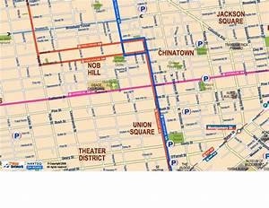 Chinatown San Francisco Map