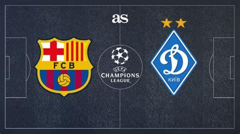Watch Live: Barcelona vs Dynamo Kiev (Stream Now) - Kilamity