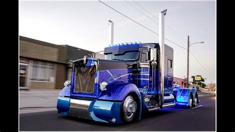 kenworth shop worlds most custom kenworth 900 built by texas chrome