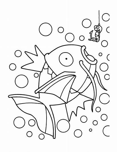 Pokemon Coloring Pages Sheets Colouring Printable Games
