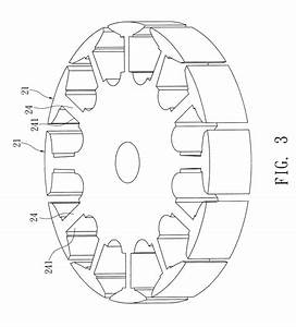 Patent Us8093860 - Ceiling Fan Motor With Generator Winding