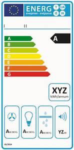 Classe Energie G : etiquette nergie fours et hottes au top darty vous ~ Medecine-chirurgie-esthetiques.com Avis de Voitures
