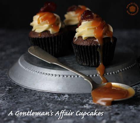 gentlemans affair cupcake double chocolate cupcakes