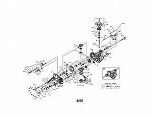 Hydro Gear Hydro Transaxle Parts