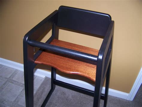 restaurant style high chair by jeff wenz lumberjocks