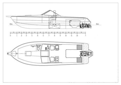 Mini Jet Boat Blueprints by Jet Boat Plans Sailing Build Plan