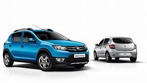 Renault Dacia Sandero : dacia sandero 2 2012 2013 2014 2015 2016 2017 autoevolution ~ Medecine-chirurgie-esthetiques.com Avis de Voitures