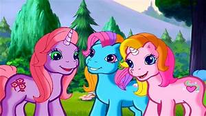 My Little Pony G3  Greetings From Unicornia  U0026quot  Wish You