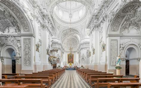 The Church In Vilnius Recognized As One Of The Most