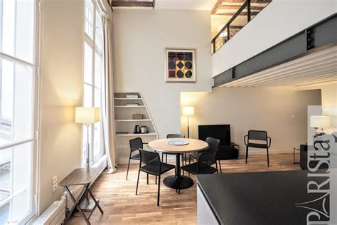 Apartment Rental Paris France Furnished 2 Bedroom Louvre
