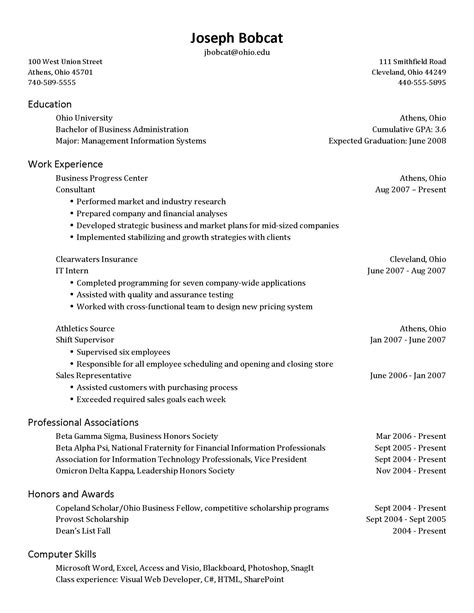 What A Resume Should Look Like 2015 by What A Resume Should Look Like Best Template Collection