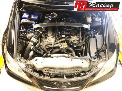rr racing rr supercharger kit  lexus