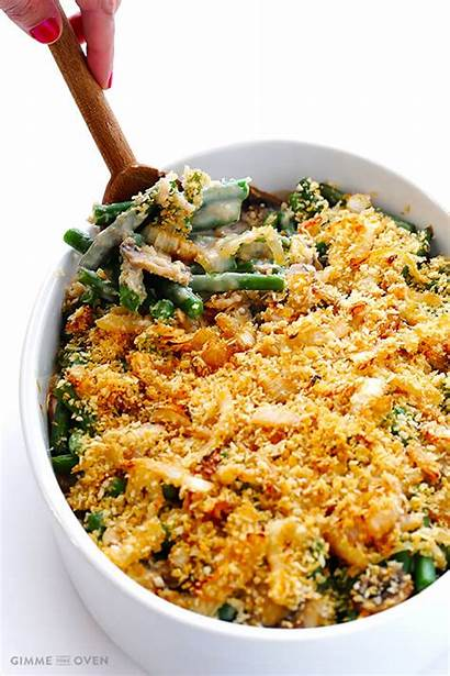 Casserole Bean Thanksgiving Healthy Recipes Healthier Recipe