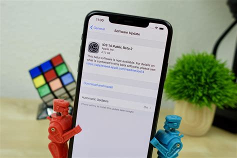 iOS 14 and iPadOS 14 public beta: How to download and ...