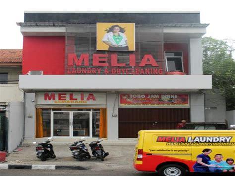 grand opening melia laundry dry cleaning semarang