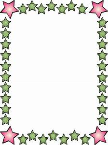 Star Page Borders - ClipArt Best