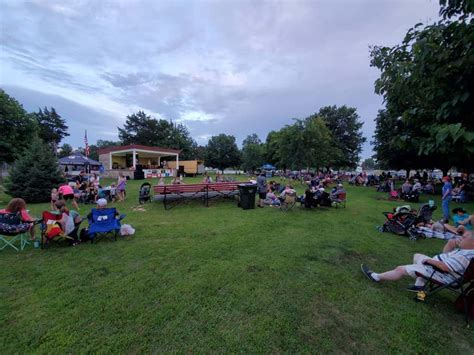 Second Friday Fest In Perry Proves Bigger Than The First