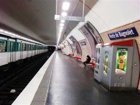 porte de bagnolet metro station de m 233 tro porte de bagnolet 20 232 me 1971 structurae