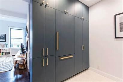 Refrigerator Fridge Paneling Refrigerators Kitchen Door Doors