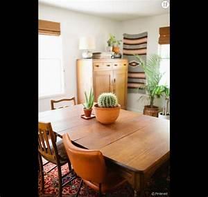idee deco n19 des cactus sur la table de la salle a With idee deco avec photos