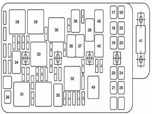 Pontiac G6  2007   U2013 Fuse Box Diagram