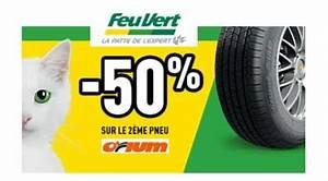 Avis Pneu Feu Vert : offre pneus feu vert 50 sur le deuxi me pneu orium achet et pos ~ Medecine-chirurgie-esthetiques.com Avis de Voitures