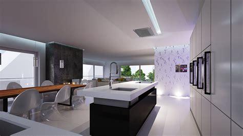 Moderne Häuser U Form by Moderne K 252 Chen Das Kocherlebnis In Ihrem Zuhause