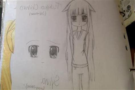 oc  character