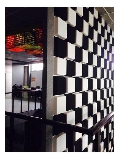 3d Wall Panel Acoustic Panels Materials Cladding