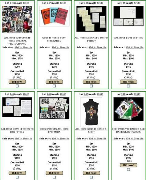Check Out All The Auction Items At Julien S Live