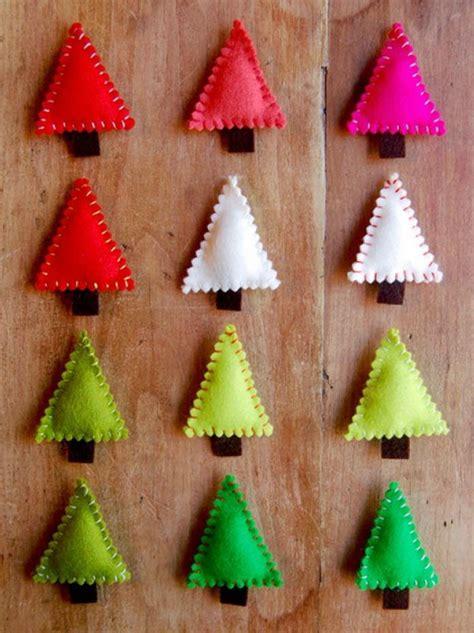 25 Felt Crafts For Christmas Allfreechristmascraftscom