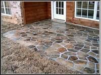 lovely diy concrete patio design ideas Lovely Diy Concrete Patio Design Ideas - Patio Design #242