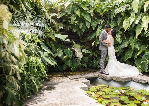 Hollis Gardens & The Magnolia Building Wedding Preview