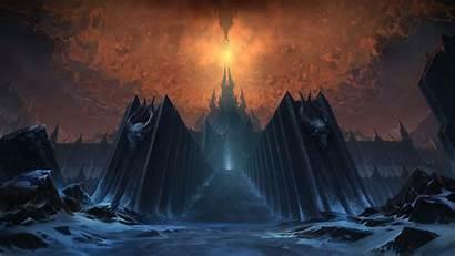 Shadowlands Warcraft Screen Login Wow Wowhead